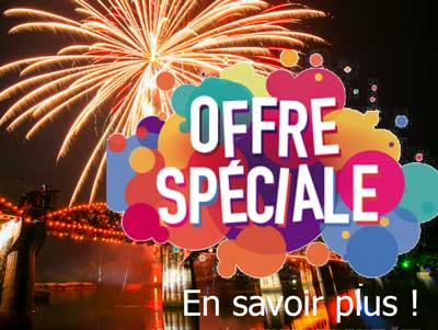 Offre spéciale / Special offer