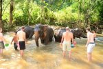 Everybody in the water! - Chiang Mai